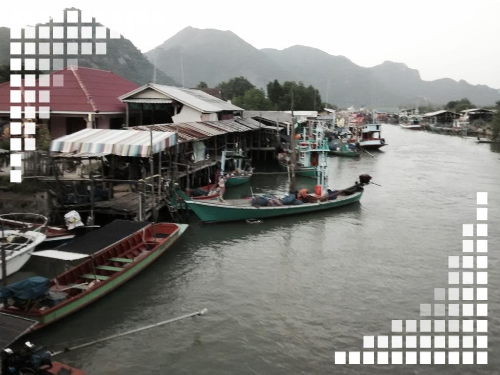 Sam Roi yot, Thailand