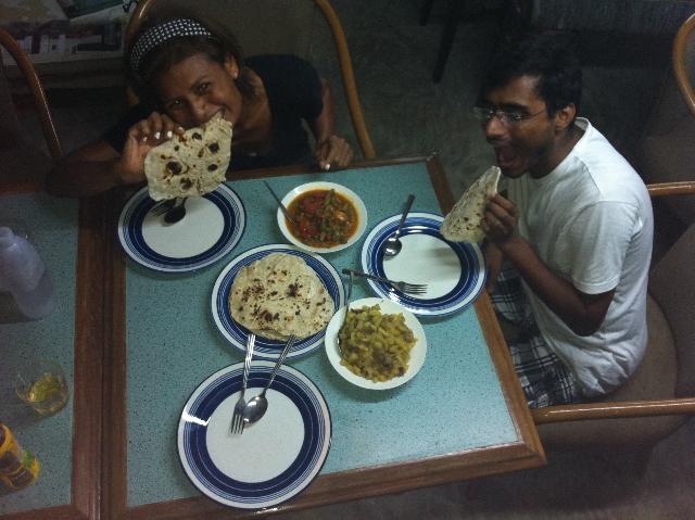 chapati by Mahendra